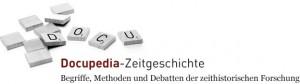Docupedia Zeitgeschichte Logo